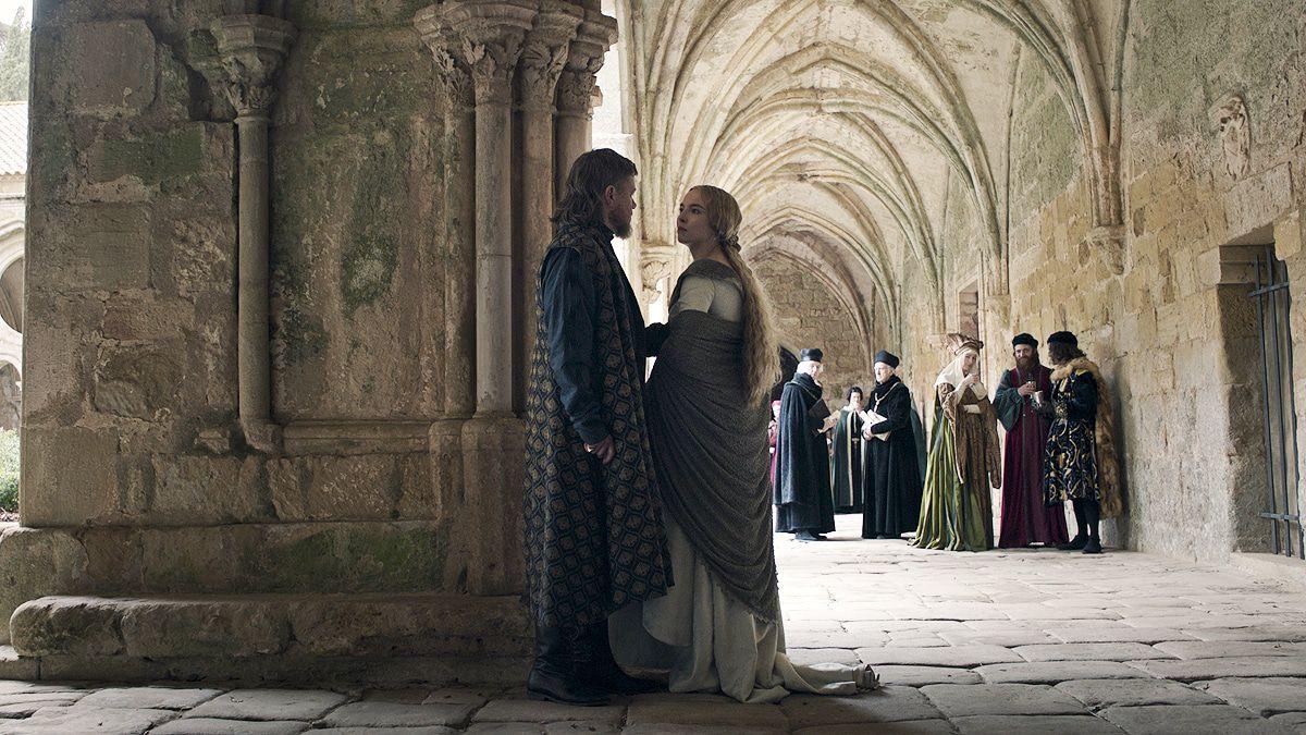 """""""The Last Duel"""": 1. Trailer zum bildgewaltigen Drama mit Matt Damon & Ben Affleck"""