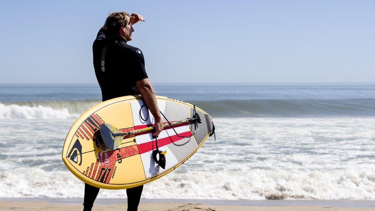 Surferlegende Robby Naish kommt ins Kino: Was für eine Karriere!