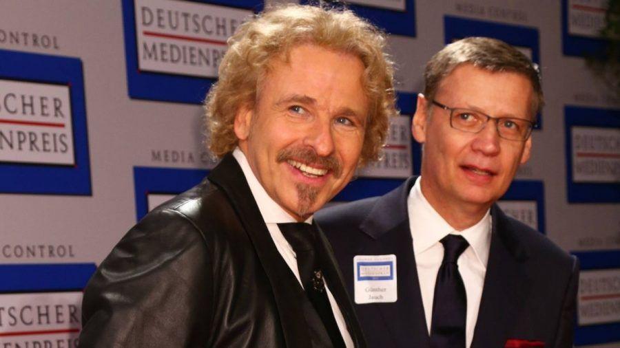 TV-Legende Günther Jauch wird 65: So süß gratuliert Thomas Gottschalk