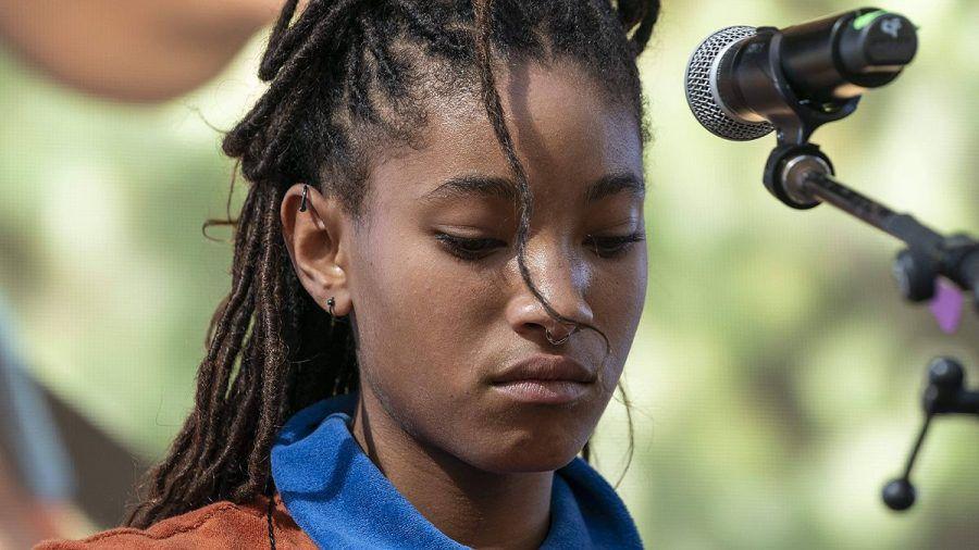 Willow Smith unter Druck wegen ihrer berühmten Eltern