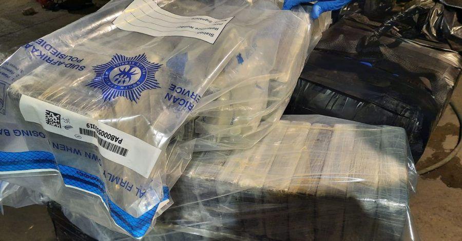 Die beschlagnahmten Drogen haben einen Straßenwert von umgerechnet 29 Millionen Euro.