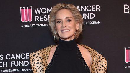 Sharon Stone, hier im Jahr 2019, wird mit dem Golden Icon Award ausgezeichnet. (wue/spot)