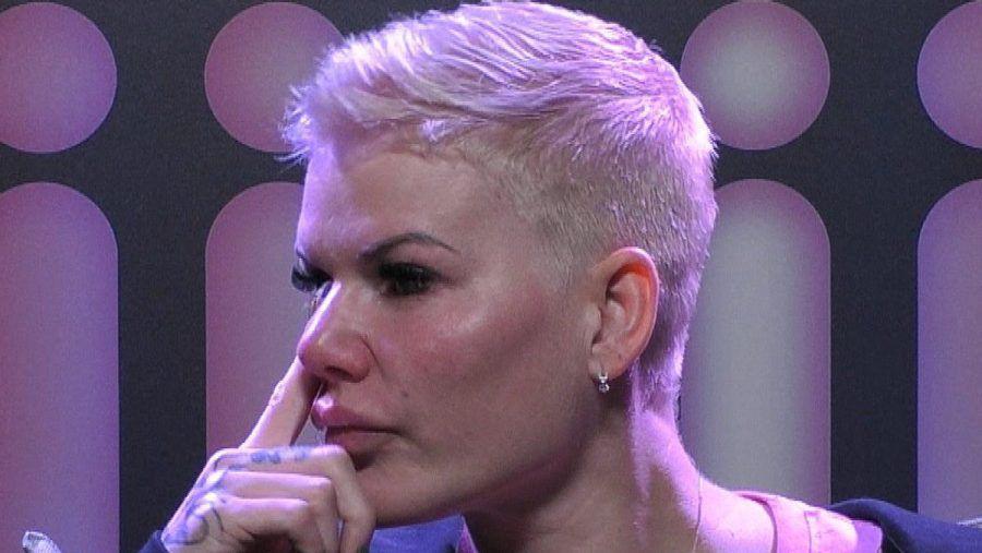 "Melanie Müller bei ""Promi Big Brother"". (hub/spot)"