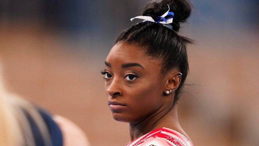 Simone Biles ist zurück im sportlichen Rampenlicht. (smi/spot)