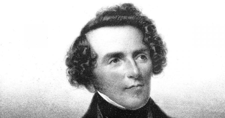 Der Komponist Giacomo Meyerbeer.