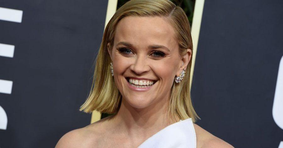 Reese Witherspoon bei der Verleihung der 77. Golden Globe Awards im Beverly Hilton Hotel.