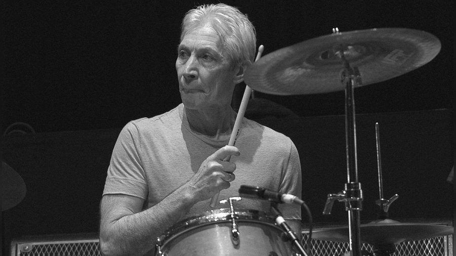Charlie Watts' große Leidenschaft war das Schlagzeugspielen. (wag/spot)