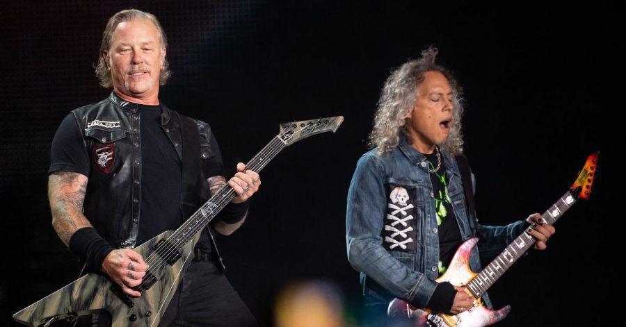 «Enter Sandman» ist einer der bekanntesten Songs von Metallica.