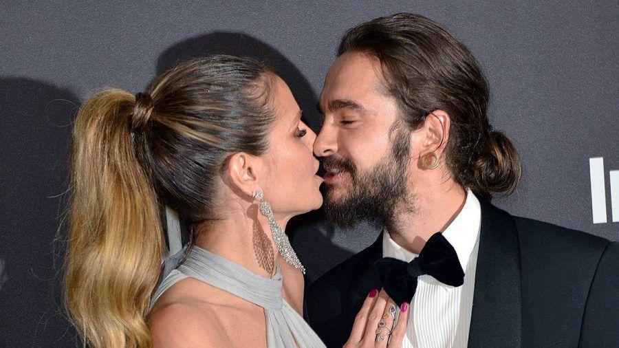 Heidi Klum und Tom Kaulitz feiern Hochzeitstag. (ili/spot)