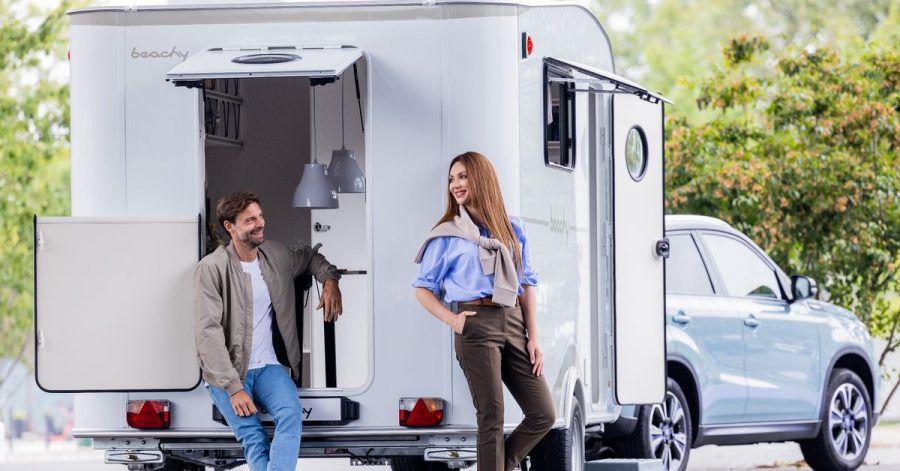 Die weltweit größte Messe für Reisemobile und Caravans, der Caravan Salon, findet vom 28. August bis zum 5. September statt.