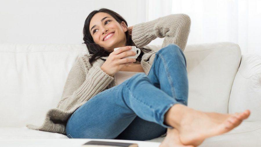 Die folgenden Apps können dabei helfen, einen entspannten Tag zu verbringen.  (wue/spot)
