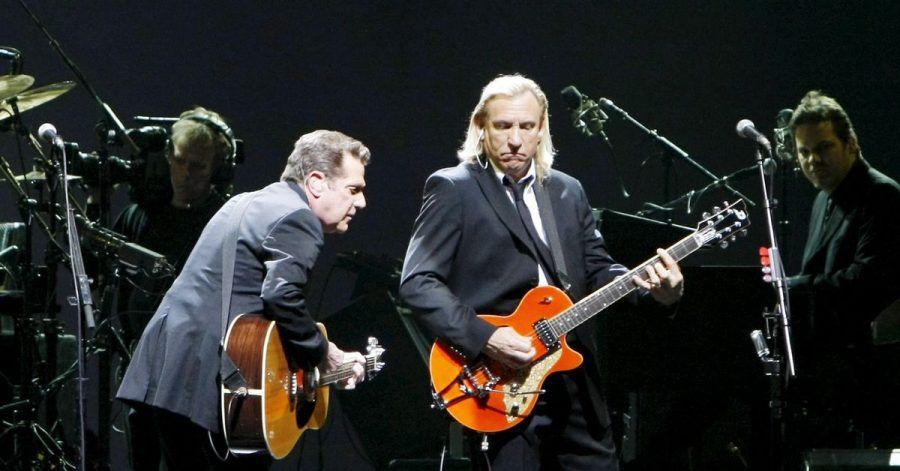 Auf ewig «Hotel California»:The Eagles.
