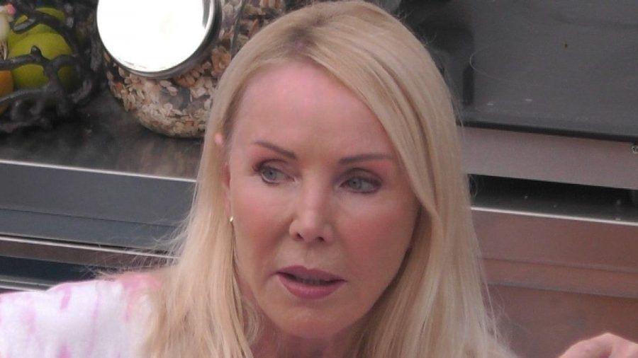 Heike Maurer wurde als erste Kandidatin aus der Show gewählt. (wue/spot)