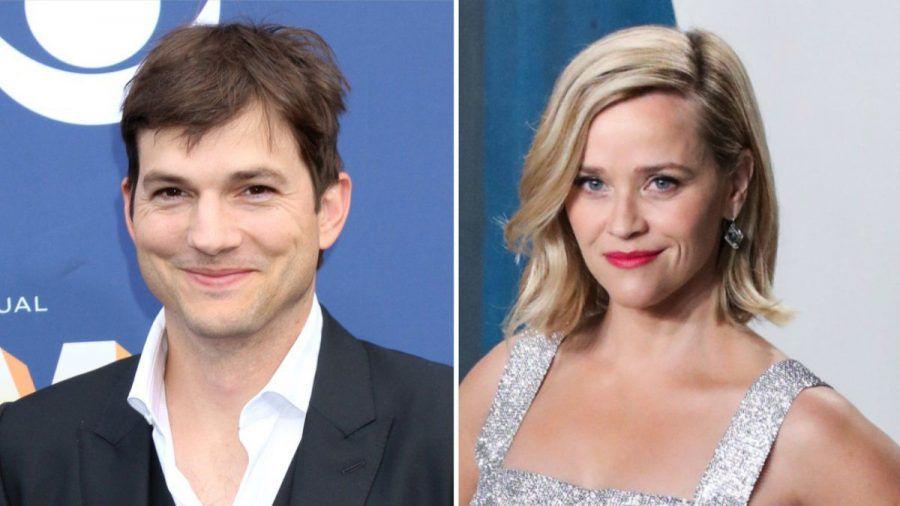 Stehen bald für eine gemeinsame Netflix-Produktion vor der Kamera: Ashton Kutcher und Reese Witherspoon. (stk/spot)