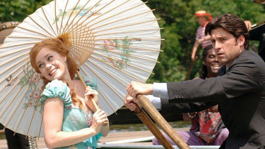 Amy Adams und Patrick Dempsey spielen einmal mehr das ungleiche Paar Giselle und Robert Philip. (stk/spot)