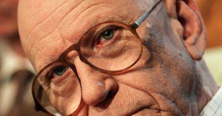 Jürgen Engert, Journalist und Berlin-Kenner, aufgenommen während einer Talkshow. Engert starb nach Angaben des Rundfunks Berlin-Brandenburg (rbb) am 22.08.2021 im Alter von 85 Jahren. Er galt als kritischer Beobachter der Ost-West-Politik.