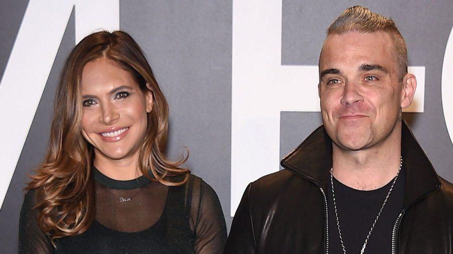 Robbie Williams und Ayda Field sind seit 15 Jahren ein Paar. (ili/spot)