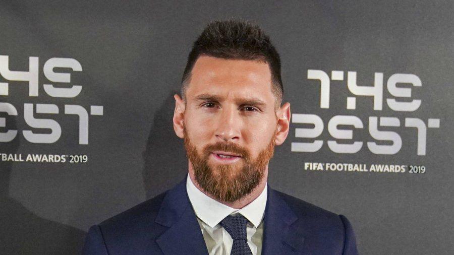 Lionel Messi hat beim französischen Fußballclub Paris St. Germain angeheuert.  (stk/spot)