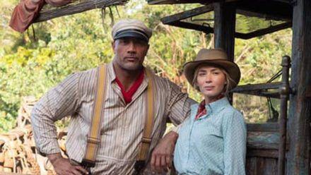 """Emily Blunt und Dwayne Johnson begeben sich in """"Jungle Cruise"""" auf eine abenteuerliche Kreuzfahrt (rto/spot)"""
