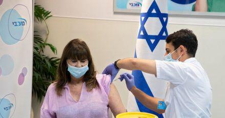 Die Effektivität der in Israel verwendeten Biontech/Pfizer-Impfung hat scheinbar stark nachgelassen.