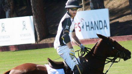 Prinz Harry ist ein begeisterter Polo-Spieler. (hub/spot)