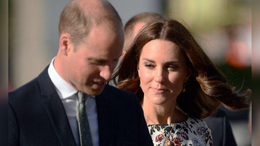 Prinz William und Herzogin Kate. (mia/spot)