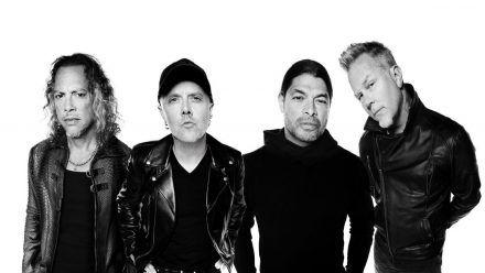 Metallica helfen mit ihrer neuen Single den Flutopfern. (tae/spot)