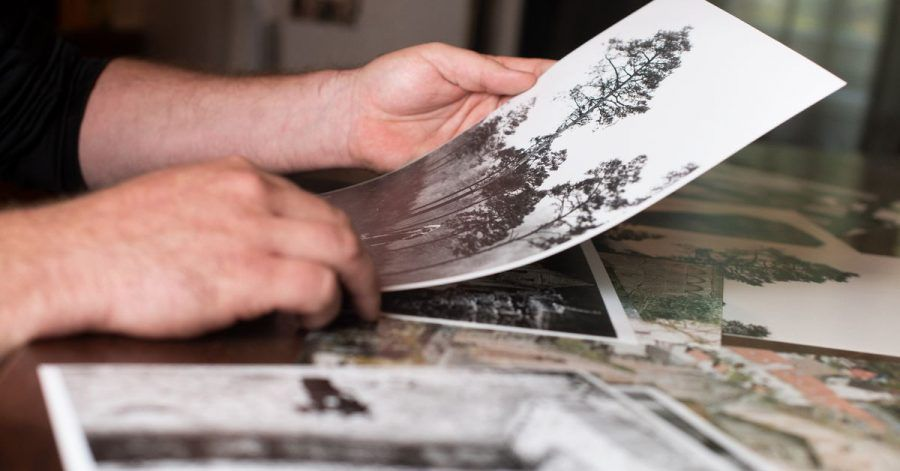 Gedruckt auf Papier statt digital auf dem Rechner entfalten Fotos noch einmal eine ganz andere Wirkung.