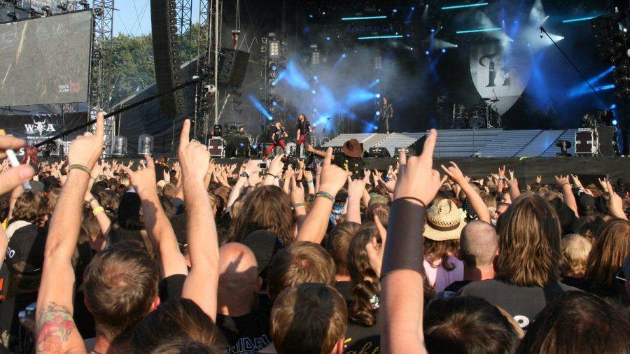 Das Wacken Open Air ist eins der größten Metal-Festivals der Welt. (tae/spot)