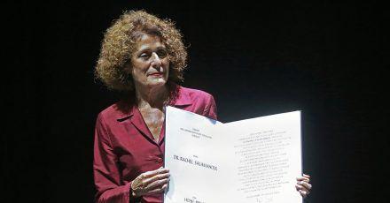 Die Publizistin Rachel Salamander ist mit dem Heine-Preis ausgezeichnet worden.