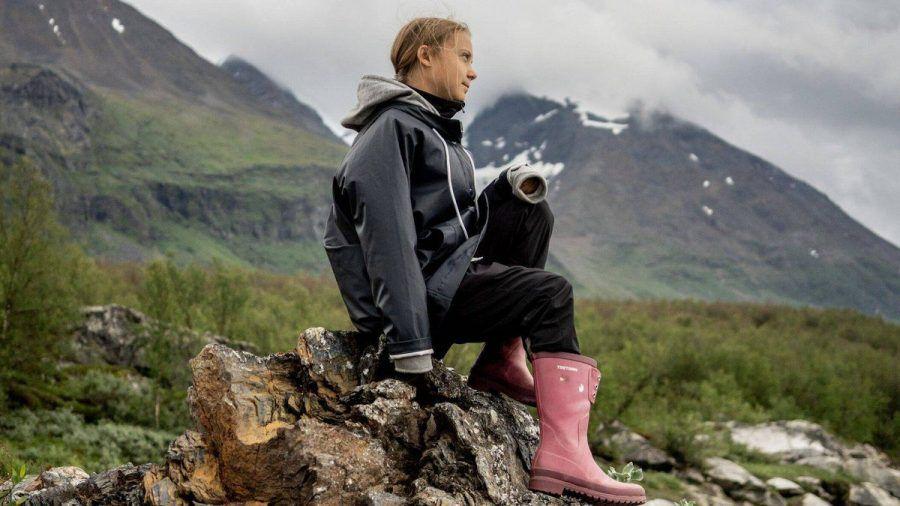 Greta Thunberg wurde als Klimaaktivistin weltweit berühmt. (hub/spot)