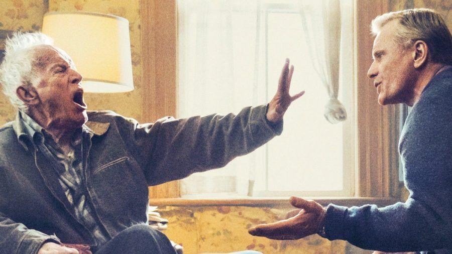 Das Verhältnis zwischen Willis (l., Lance Henriksen) und John (Viggo Mortensen) bleibt auch im Alter angespannt. (wag/spot)