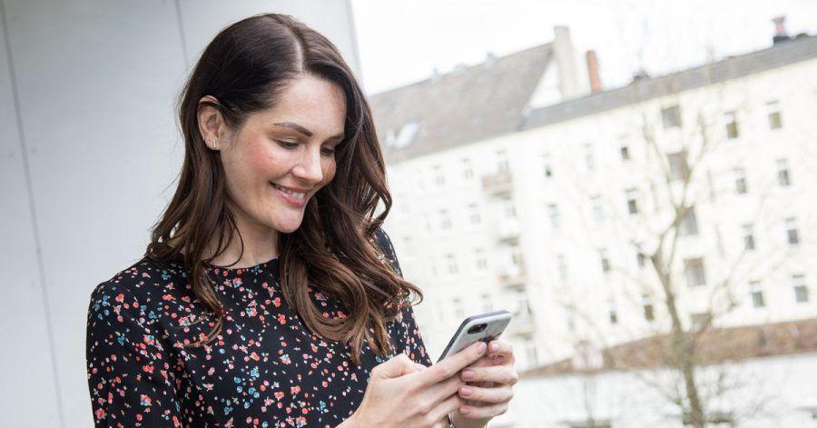Wichtige Datensammlung auf dem Handy: Zyklus-Apps werden bei Frauen zunehmend beliebter.