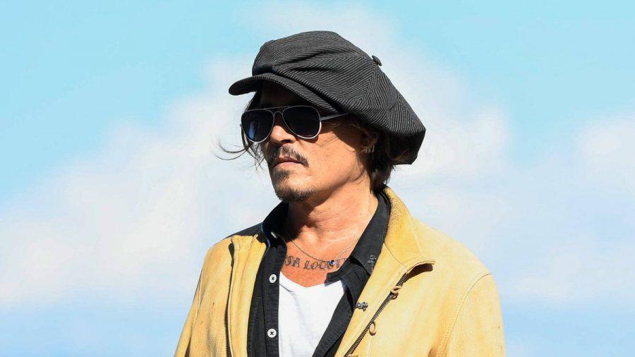 Johnny Depp auf dem 68. San Sebastian International Film Festival im vergangenen Jahr. (wue/spot)