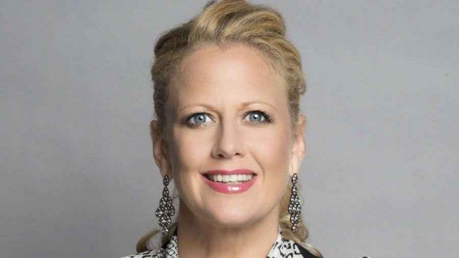 Barbara Schöneberger moderiert den 22. Deutschen Fernsehpreis. (hub/spot)