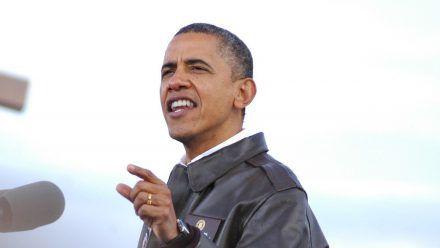 Barack Obama war der 44. Präsident der Vereinigten Staaten von Amerika. (tae/spot)