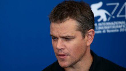 Matt Damon hat erst durch seine Tochter verstanden, warum homophobe Schimpfwörter nicht toleriert werden sollten. (mia/spot)