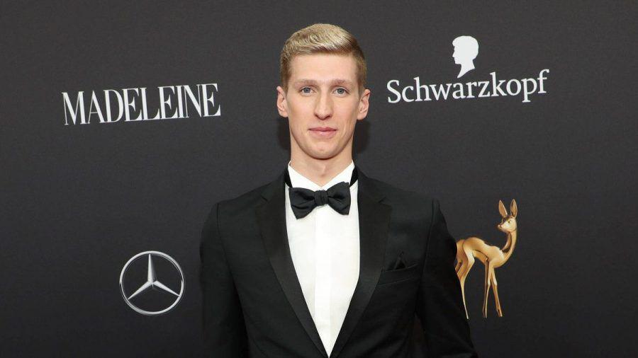 Florian Wellbrock holte als erster deutscher Schwimmer in 13 Jahren Gold bei Olympia. (aha/spot)