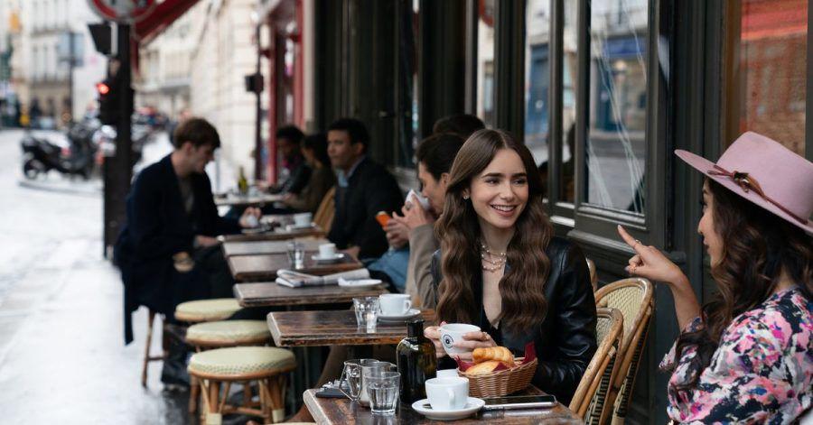 In Frankreich spielende TV-Serien wie «Emily in Paris» locken einige Besucher zu den Schauplätzen. Und so schnell wird das Interesse nicht abebben: Die Dreharbeiten für eine zweite Staffel wurden gerade beendet.