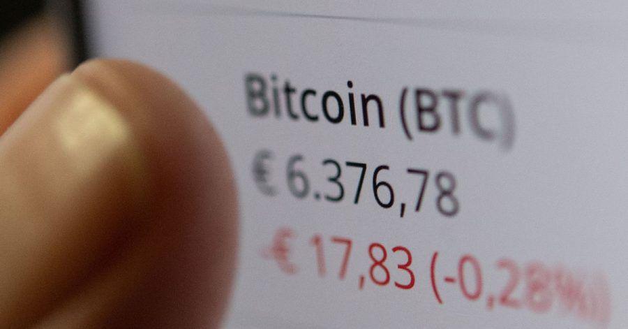 Die Betrüger versprachen Interessenten erfolgsversprechende Investments etwa in Kryptowährungen - doch die existierten gar nicht. (Symbolbild)