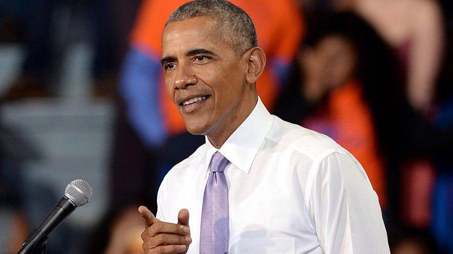 Barack Obama feiert seinen 60. Geburtstag standesgemäß. (stk/spot)