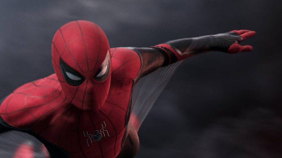 """Tom Holland in """"Spider-Man: Far From Home"""" (2019)  (smi/spot)"""