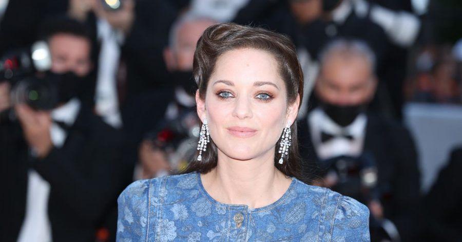 Die französische Schauspielerin Marion Cotillard wird in San Sebastián geehrt.