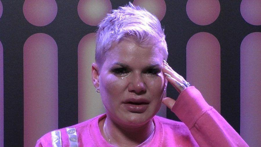 """Melanie Müller sprach in der neuen Folge von """"Promi Big Brother"""" unter Tränen über ihre Ehe. (wue/spot)"""