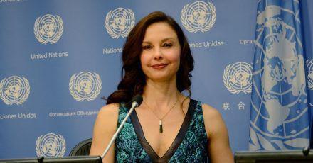 Ashley Judd ist wieder auf dem Damm.