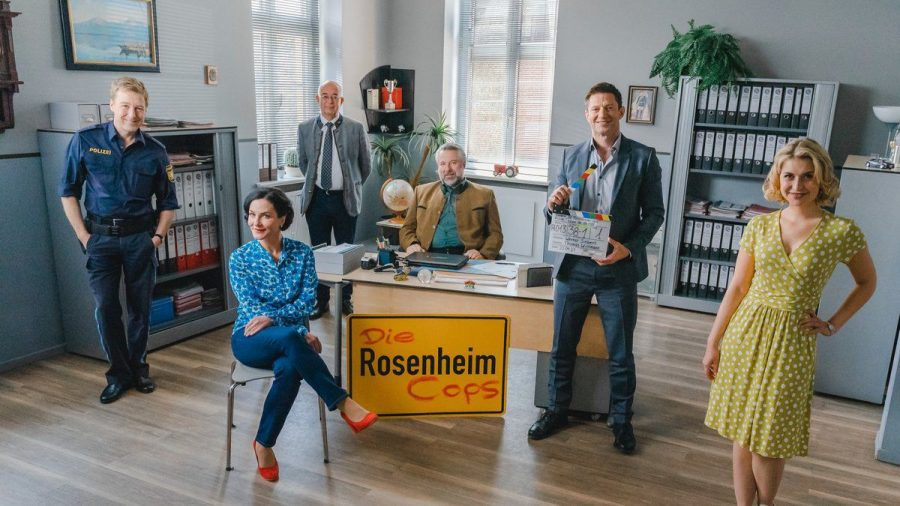 """Die 21. Staffel der TV-Serie """"Die Rosenheim-Cops"""" startet Ende September. (ili/spot)"""