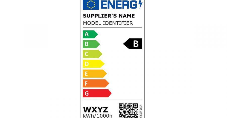 Das neue Energieeffizienzlabel für Leuchtmittel hat nur noch die Klassen A bis G.