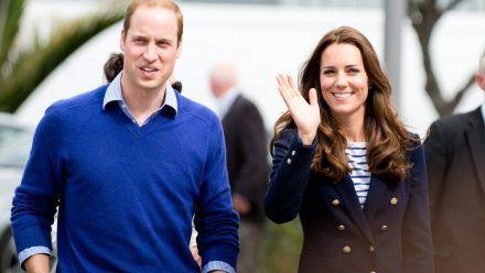 Prinz William und Herzogin Kate mussten dieses Jahr nicht in die Ferne schweifen für ihren Urlaub (mia/spot)