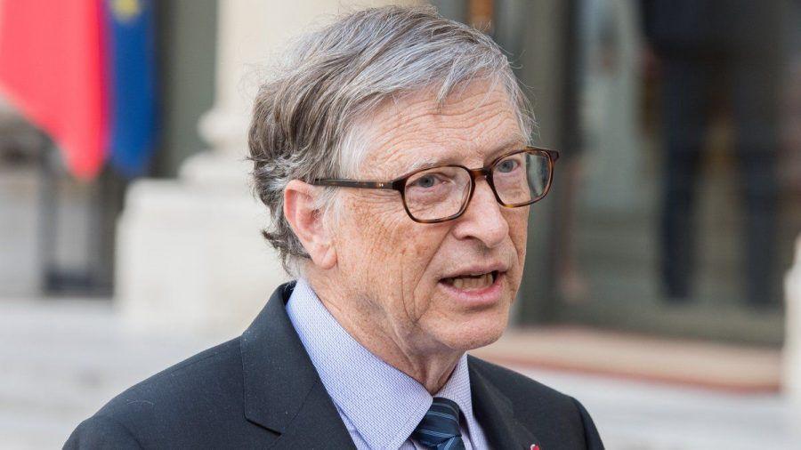 """Mit CNN spricht Bill Gates über seine Scheidung und nennt sie einen """"traurigen Meilenstein"""".  (mia/spot)"""