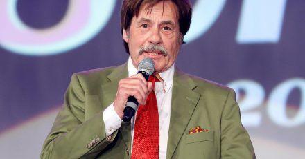 Jörg Draeger, Entertainer, bei der Verleihung der Goldenen Sonne 2019 während der Sonnenklar.TV-Gala im Wunderland Kalkar.